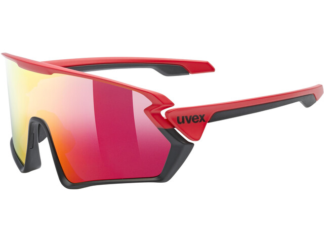 UVEX Sportstyle 231 Glasses, rood
